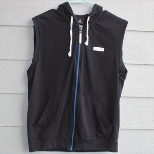 Adidas Vest with Hood